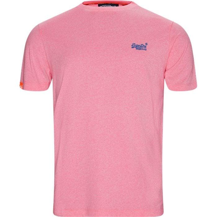 T-shirts - Regular - Rosa